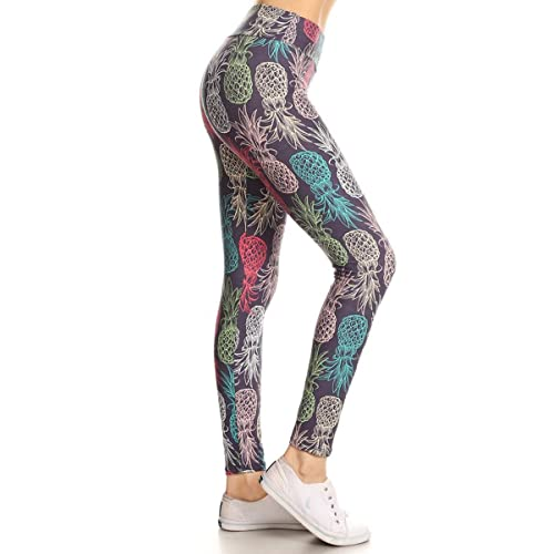 74cf661e84fb Leggings Depot Yoga Waist REG/Plus Women's Buttery Soft Leggings