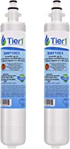 Tier1 Replacement for GE RPWF Refrigerator Water Filter (NOT for RPWFE) 2 Pack