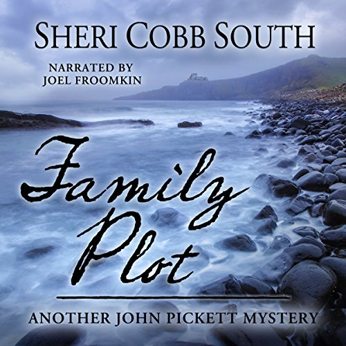 Family Plot audiobook cover art