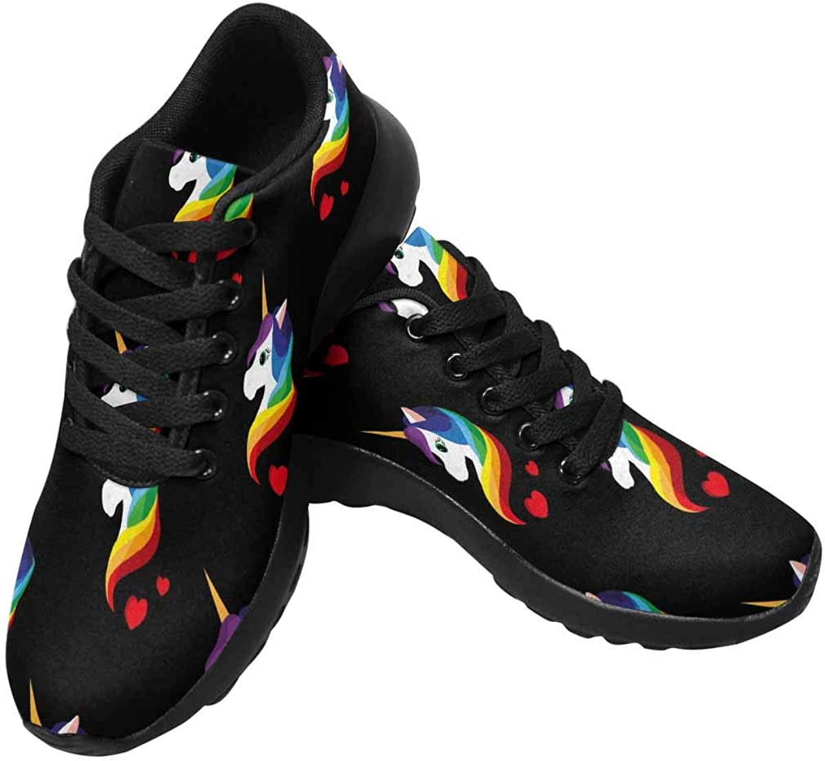 InterestPrint Women's Bombing Regular store new work Sports Running Shoes Road