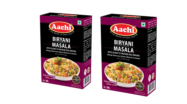 AACHI Biryani Masala 200 GMS Sale special price -TWIN Ranking TOP3 X - PACK OF 2