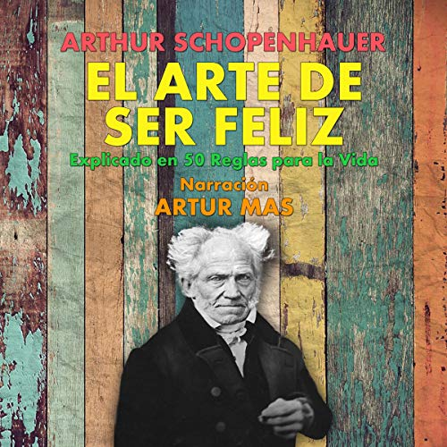 El Arte de Ser Feliz audiobook cover art