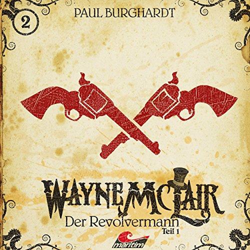 Der Revolvermann 1 audiobook cover art