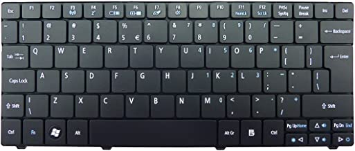 New US Layout Black Keyboard for Acer Aspire 1410 1410T 1420P 1430 1430Z 1551 1810 1810T 1810TZ 1820PT 1820PTZ 1830 1830T 1830TZ 1830Z series laptop.