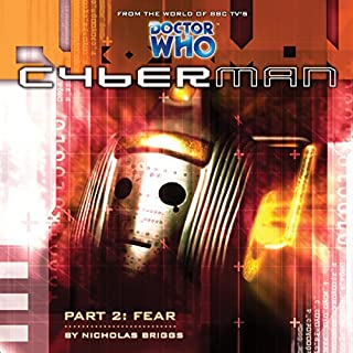 Cyberman - 1.2 Fear cover art