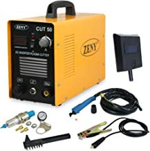 ZENY Plasma Cutter Welding Machine With Screen Display DC Inverter Dual Voltage 110/220V - CUT 50