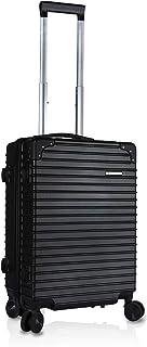 Cross Washington Polycarbonate 57 cms Black Hardsided Cabin Luggage (ACO2302311_3-S1)