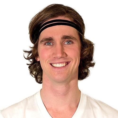 23cf0ecfa159 KOOSHOO AUREA Headband For Men. Premium Men s Sweatband For Soccer