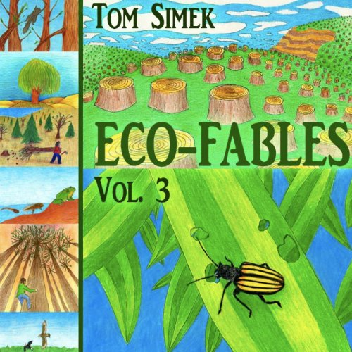 Eco-Fables: Green Stories for Children and Adults  By  cover art