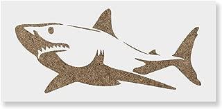 Best large shark stencil Reviews