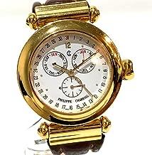 (フィリップ・シャリオール)PHILIPPE CHARRIOL デイデイト メンズ腕時計 クリストファー・コロンブス 腕時計 GP メンズ 中古