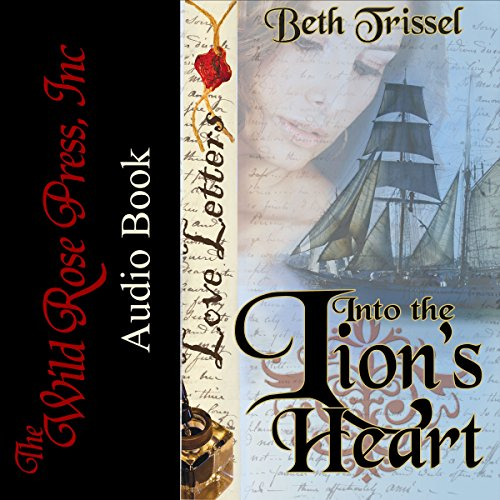 Into the Lion's Heart audiobook cover art