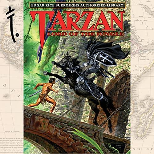 Tarzan, Lord of the Jungle Audiobook By Edgar Rice Burroughs cover art