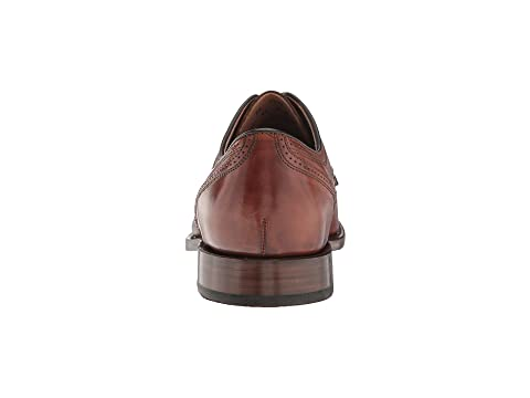 Cheap Price Top Quality Exclusive Online Johnston & Murphy Collins Wingtip Tan Burnished European Calfskin Big Discount Online 9Z1Z4A3XqZ