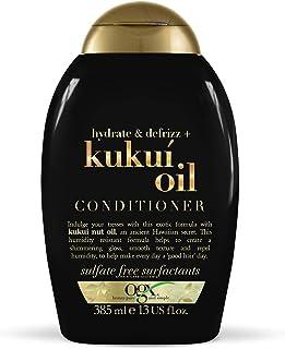 Ogx Hydrate e Defrizz Plus Kukui oil conditioner, 385ml