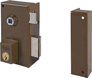 Amazon.es: cerradura puerta exterior con manilla