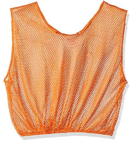 BSN Youth Polyester Weste, Unisex, C46YBKXX, Orange, M