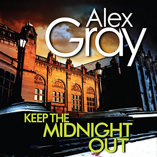 Keep the Midnight Out audiobook cover art