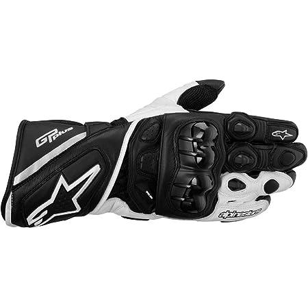 3556513 12 M Alpinestars Gp Plus Motorcycle Gloves M Black White Auto