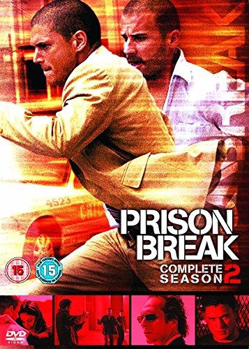 Prison Break S2 Red Tag [UK Import]