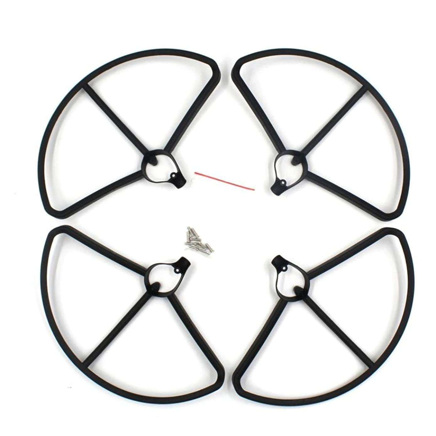 Rucan For Hubsan H501S X4 RC Quadcopter Propeller Protector Protection Frame Cover (A)