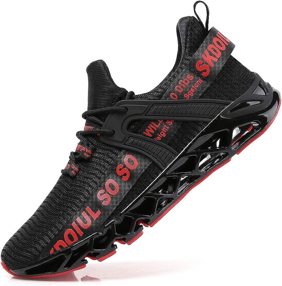 TSIODFO Men's Sneakers Sport Miami Mall Running Walking Athletic Sho Tennis Max 42% OFF
