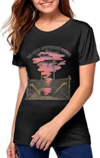 Womans The Velvet Underground Loaded Stylish Music Band Short Sleeves T Shirt Gift Black