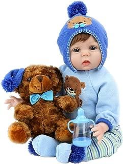 lifelike silicone baby dolls