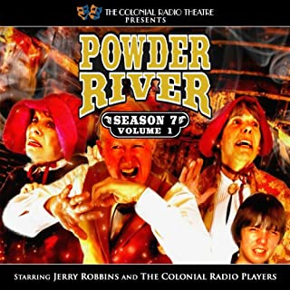 Powder River, Season 7, Vol. 1 cover art