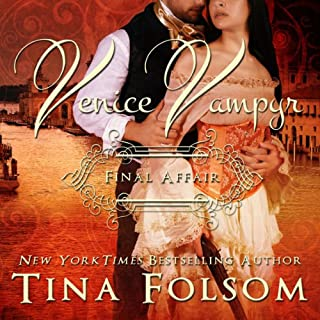 Final Affair audiobook cover art