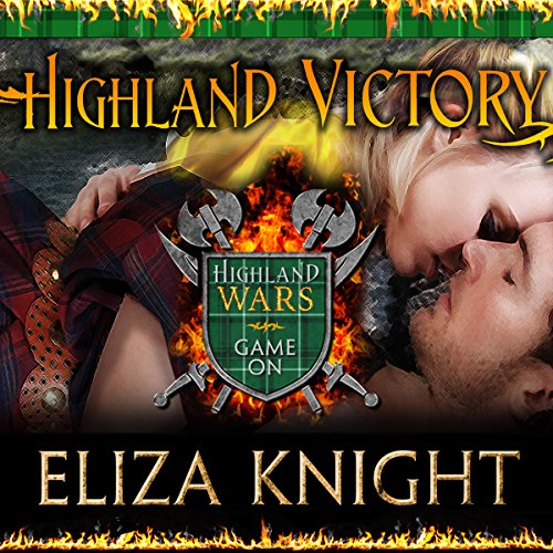 Highland Victory audiobook cover art