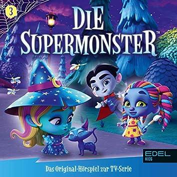 Folge 3: Die Blaumondparty (Das Original-Hörspiel zur TV-Serie)