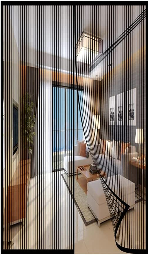 GUOYUYU Max 90% OFF Fly Screen 95x200cm Mesh Curtain Without Max 88% OFF Dr Tools