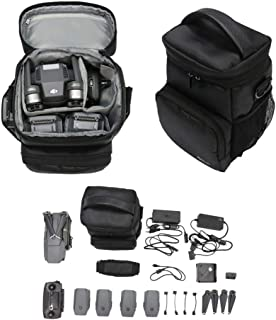 Carrying Case for DJI Mavic Air 2, Drone Travel Backpack for Mavic Air/Mavic 2/ Mavic Pro, Portable Shoulder Bag Fits The ...