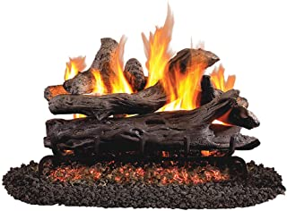 Peterson Real Fyre 24-inch Coastal Driftwood Gas Logs (logs Only - Burner Not Included)