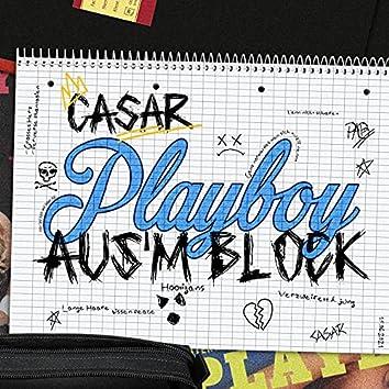 Playboy ausm Block