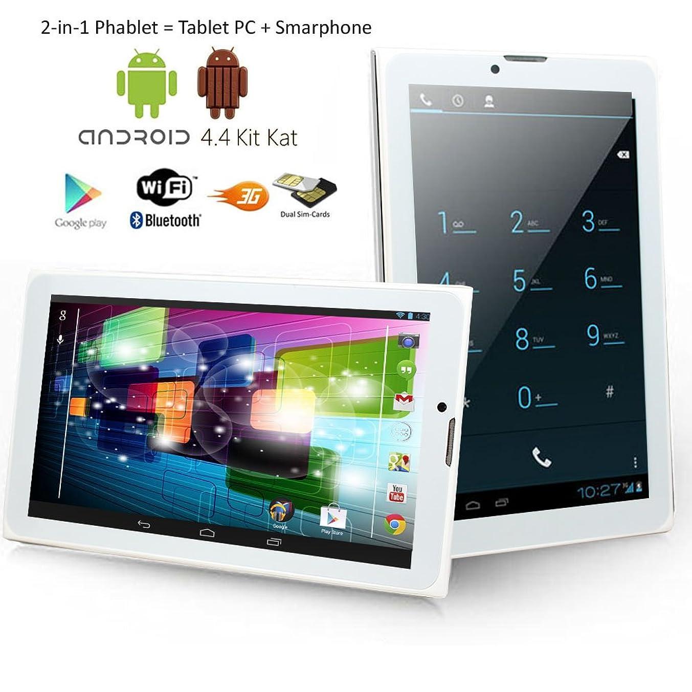 Indigi Ultra-Slim Unlocked 3G SmartPhone Phablet 7.0