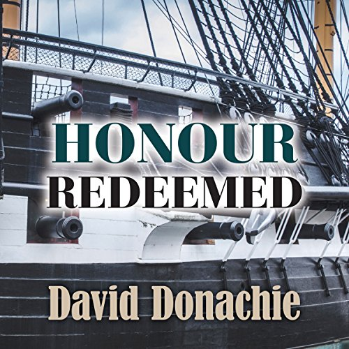 Honour Redeemed cover art