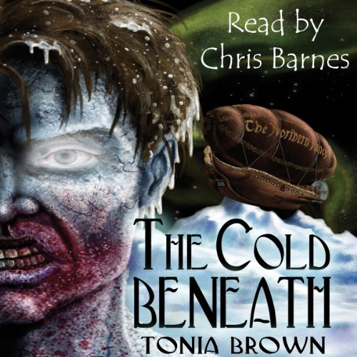 The Cold Beneath audiobook cover art