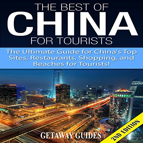 The Best of China for Tourists 2nd Edition audiobook cover art