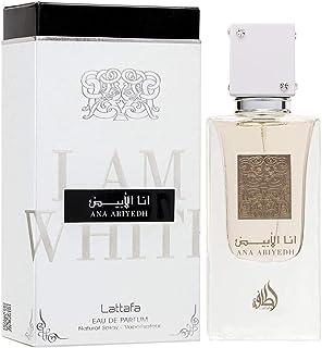 Lattafa I Am White Eau de Parfum 60ml