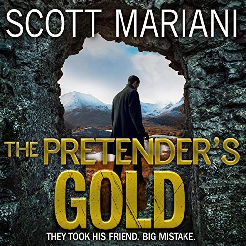The Pretender's Gold cover art