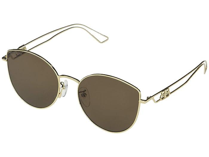 Balenciaga  BB0059SK (Gold) Fashion Sunglasses