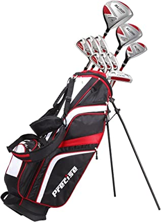 "New Deluxe Petite Ladies Complete Golf Package Set (Right Hand) Perfect for golfers between 5ft and 5'5"" Tall"