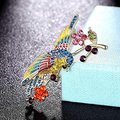 Mooie broche van gekleurde nagellak, voor dames, kinderen, sjaal, hoed, accessoire voor heren.