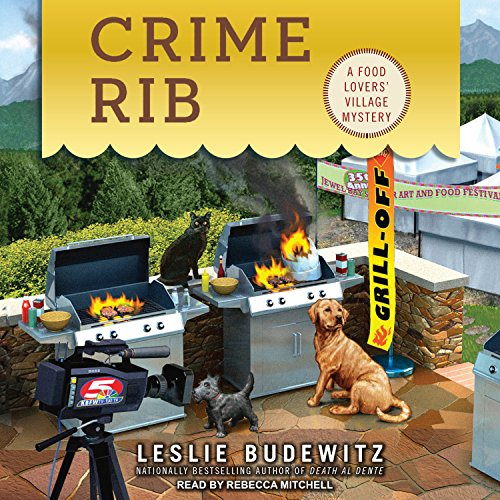Crime Rib audiobook cover art