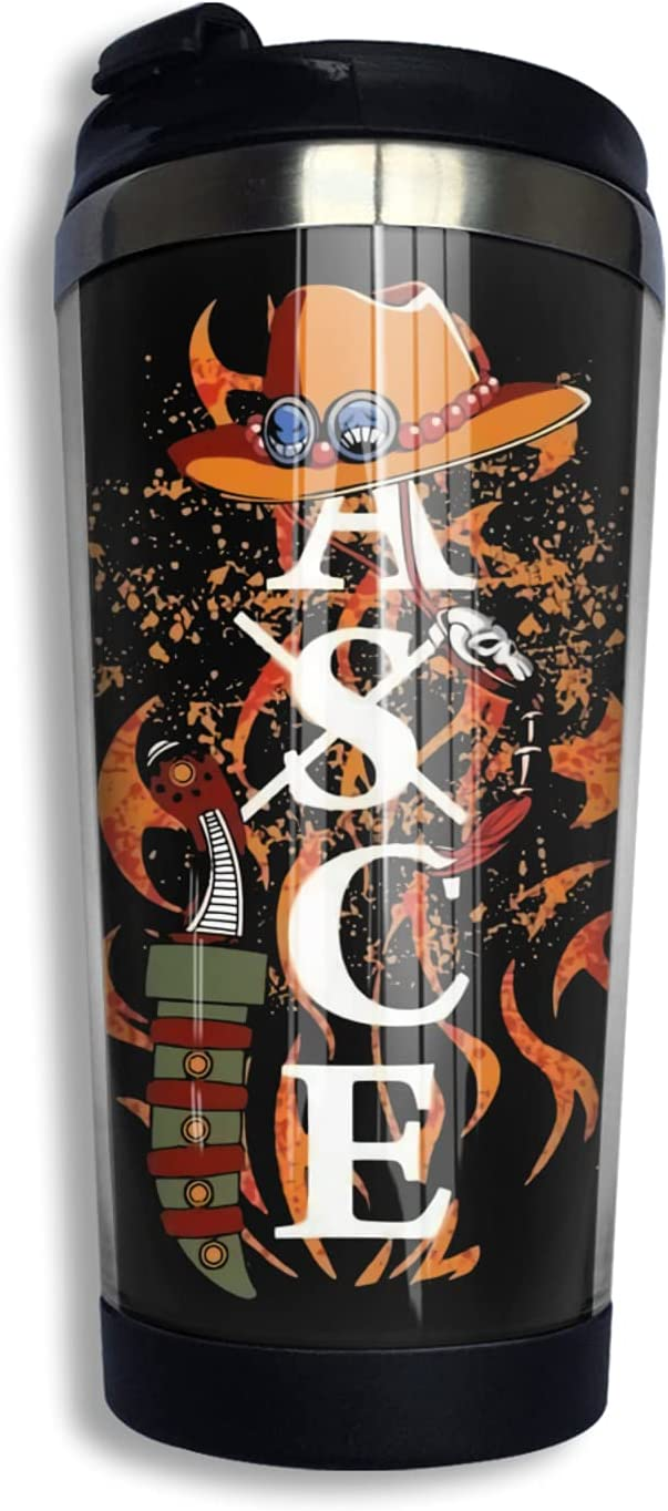 One Piece outlet Anime Coffee Cup Mug SALENEW very popular 3d Thermos Cute Print