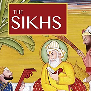 The Sikhs audiobook cover art