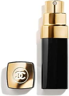 NIB C h a n e l No_5 Parfum Purse Spray, 0.25 oz./ 7.4 mL + Free Sample Gift!
