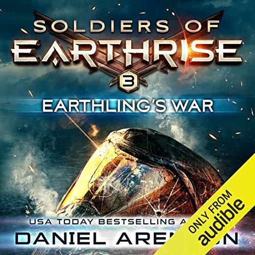 Earthling's War audiobook cover art